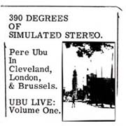 cover 390� Of Simulated Stereo